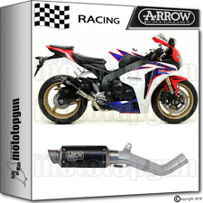 ARROW KIT POT ECHAPPEMENT DB-KILLER GP-2 ACIER DARK H HONDA CBR 1000-RR 2010 10