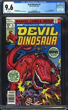 Devil Dinosaur 1 CGC 9.6
