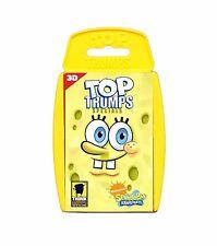 Top Trumps - SpongeBob SquarePants 3D