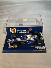 Jacques Villeneuve 1997 WC Limited Edition 1997 Williams FW19 F1 1:43 Minichamps