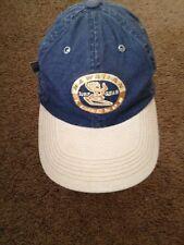 Hawalian Legends Surf Gear Baseball Cap Hat Adjustable Blue ByCameo 100% CottonG