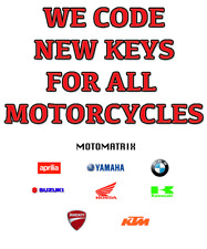SUZUKI GSXR  GSX 600 750 1000 1300  Burgman  ALL  ECU CDI immobiliser coded keys