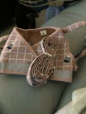 New Size M Girl Dog Harness & Leash