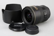 Nikon Zoom Nikkor AF-S 17-55mm f/2.8 f2.8 G ED IF DX Lens, Suit D7200 D500 D7500