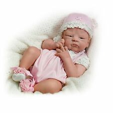 Welcome Home, Baby Girl Ashton Drake Doll by Tasha Edenholm 17 inches