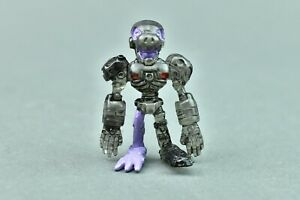Digimon - Andromon Clear Gacha Playset Bandai Gashapon Figure