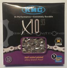 KMC X10.93 10-fach Kette X 10 93 MTB 268 g Schaltungskette