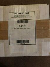 TRONAIR K-2140 SELECTOR VALVE FOR HPU