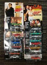 Lot of 10 Johnny Lightning Cars James Bond 007 Complete Set 1998