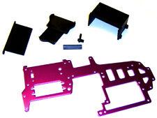 02115P 102002 Aluminium Upper Deck HSP Mise à niveau Violet
