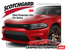 2018 Dodge Charger Hellcat 3M Scotchgard PRO Clear Paint Protection Deluxe Kit