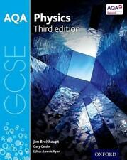 AQA GCSE Physics Student LIBRO (Third Edition) di Breithaupt, JIM IN BROSSURA