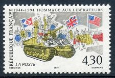STAMP / TIMBRE FRANCE NEUF N° 2888 ** HOMMAGE AUX LIBERATEURS