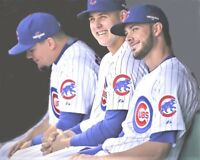 Chicago Cubs Murderers Row 2018 Schwarber Rizzo Bryant BRYZZO PhotoArt or Poster