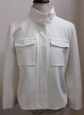 Classiques Entier White Blazer Size Medium