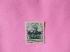 STAMPS - TIMBRE - POSTZEGELS - BELGIQUE -  1916  NR. OC27 (ref.2386)
