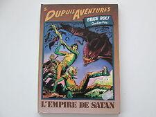 BRICE BOLT EO1985 BE/TBE L'EMPIRE DE SATAN  EDITION ORIGINALE