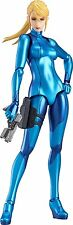 Figma Metroid Other M Samus Zero Suit Figure Max Factory NIB US Seller