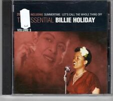 (GM185) The Essential Billie Holiday, Vol 3 - 2003 CD