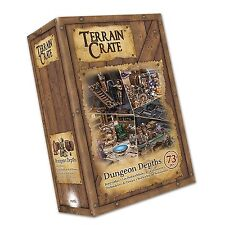 Mantic Games Terrain Crate Dungeon Depths