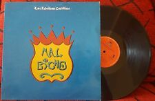 "Latin Ska Rock LOS FABULOSOS CADILLACS **Mal Bicho** RARE 12"" Single SPAIN 1995"