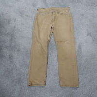 Levi Levi's 514 Chino Wash Men's 36x32 Khaki Tan Pants