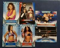 2019 Topps WWE Women's Division 1-100 Evolution Mixed Match Challenge 2 U Pick