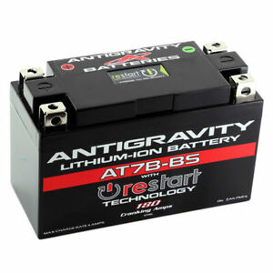 NEW 12V7AH 180CCA Antigravity AT7B-BS RE-START Battery