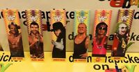 WWE WWF Coliseum Video Wrestling Cards Bookmarks Promo Lot 1996-97 Titan Sports