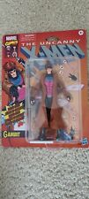 HASBRO MARVEL LEGENDS THE UNCANNY X-MEN GAMBIT FIGURE!! NEW!! FREE SHIPPING!!