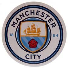 Manchester City FC Large Sticker - (Official Merchandise)