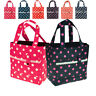 Portable Insulated Cooler Lunch Bag Tote Handbag Picnic Bento Food Container Box