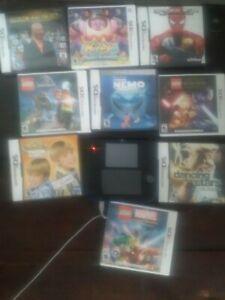 Lot Of 3 Nintendo 3ds video Games 6 plus  Nintendo  2ds  console parts or repair