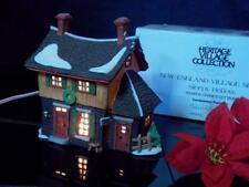 Xmas Village House New England Village Series Sleepy Hollow Dept 56 Heritage