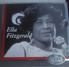 The Revue Collection ELLA FITZGERALD, AUDIO CD, LIKE NEW, made in Canada