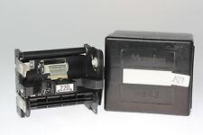 Mamiya m645 220 Film Back Rollfilmmagazin mit Box 6x4.5