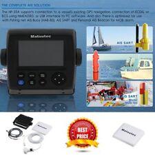 "Matsutec HP-33A 4.3"" LCD Class B AIS Transponder Combo Marine GPS Navigator LN"
