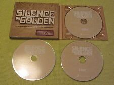 Silence Is Golden 60 Hits From Original Chilled Generation 3 CD Album ft Byrds D