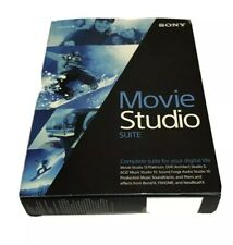 Sony Movie Studio 13 Suite Download USPS and Email Delivery