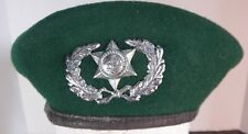 MILITARY BERET - PORTUGAL POLICE SPECIAL OPERATIONS GROUP-GREEN