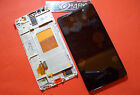 DISPLAY LCD+ TOUCH SCREEN+ FRAME per HUAWEI HONOR 7 NERO COVER RICAMBIO VETRO