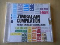 Zimbalam CD NUOVO Hoosh Misia Jacoust Kingstono Bossani Frabolo Ranieri Misia