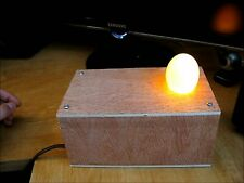 New listing Egg Candler Tester Plans Diy Ovoscope for Hatching Eggs Poultry Chicken Homemade