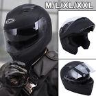 DOT Flip up Modular Full Face Motorcycle Helmet Dual Visor Motocross M L XL XXL