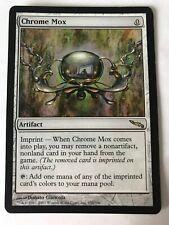 1x MTG - Chrome Mox - Mirrodin - NM