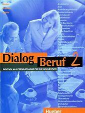 Hueber DIALOG BERUF 2 KURSBUCH Deutsch als Fremdsprache fur die Grundstufe @NEW@