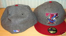 Toronto Blue Jays New Era Cap Hat Grey Red Custom 7 1/8