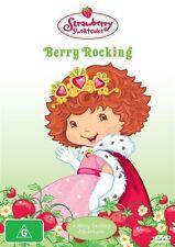 Strawberry Shortcake - Berry Rocking (DVD, Kids) New/Sealed!