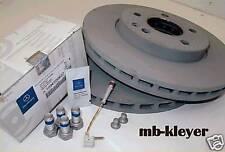MB A-Klasse 169 Original Bremsscheiben+Bremsklötze Vorn / A200CDI/A200Turbo