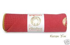 GARNET Yogitoes R skidless yoga towel 24X68 FASTSHIP PALE RED MANDUKA fast ship